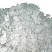 Weißes SandVlies