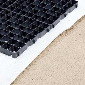Vlies zur Bodenstabilisierung für Paddockmatten
