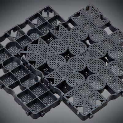 Paddockplatten auf Naturboden verlegen