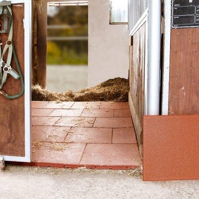 Komfort Boxenmatte für Pferde