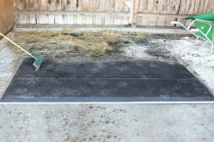Variobed - Boxenboden für Pferde